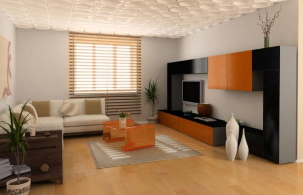 7 home interior design ideas make spacious home - Wisdom Home