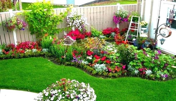 Flower Garden Design Tips With Flower Design Ideas Wisdom Home